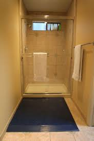 Flooring For Kitchens And Bathrooms Bathroom Flooring Ideas Rubber Sliding Glass Door Window