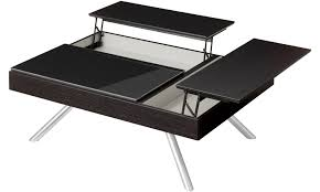 coffee tables chiva functional coffee table with storage square black oak
