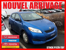 Toyota Matrix 2010 with 156,401KM at Drummondville between ...