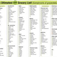 grocery list example grocery list template 8 free sample example format download
