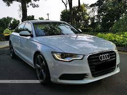 Audi A6 Depreciation Chart Used Audi A6 Car For Sale In Singapore Jin Heng Locomotive