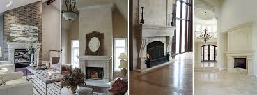 warm up to a work of art with da vinci fireplaces