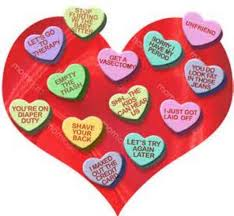 for valentine s day i shoved love down everyone s throat