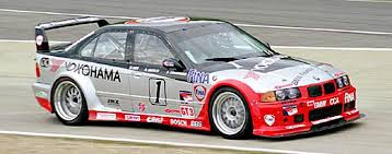 Bmw Gtr Race Car