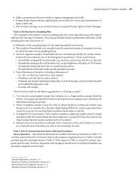 Travel Survey Template Chapter 24 Sample Request For Proposals Template Standardized 8
