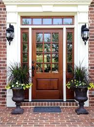 wood front doors awesome front doors with glass best glass front door ideas on farmhouse front