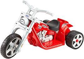 amazon com power wheels harley davidson rocker toys games