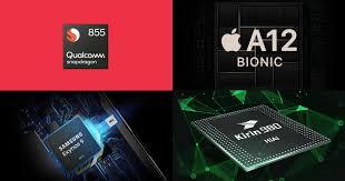 Processors Compared Qualcomm Snapdragon 855 Vs Hisilicon