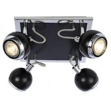 spotlights ceiling lighting. Modern GU10 4 Way Round Ceiling Lights Spotlights 14512 By Wwwukewcouk Lighting
