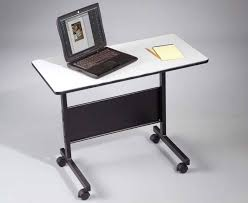 portable office desk. Rolling Portable Computer Desk Office A