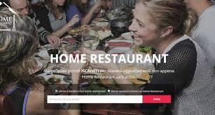 Aprire Ufficio In Casa : Home restaurant e permessi i ristoranti in casa come uber