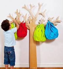 Kid Coat Rack