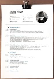 Resume Word Document Adorable MAC Resume Template 48 Free Samples Examples Format Download