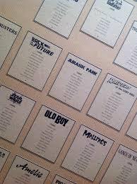 table names wedding. Wedding Table Names