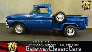 1965 Chevrolet C10 Stepside - stock#727-TPA - YouTube