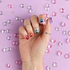 Jewel Nails   Step-by-Step Nail Art Tutorial