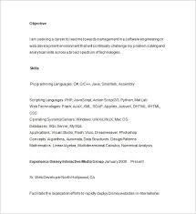 Php Developer Resume 24 Php Developer Resume Templates Doc Pdf Free