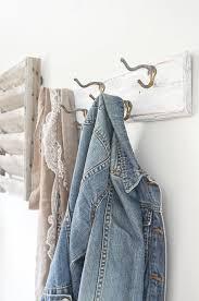 Anderson Coat Rack Inspiration DIY Rustic Coat Rack Makeover Anderson Grant