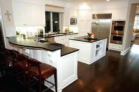 white kitchen dark wood floor. Dark Wood Floors Homely Ideas Kitchen Flooring Download In With Regard To Floor White