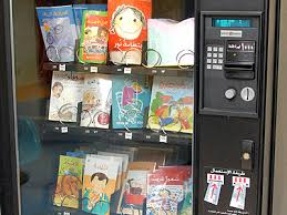Book Vending Machine Awesome Vending Machines Boost Kids' Reading In 'book Deserts' Latina