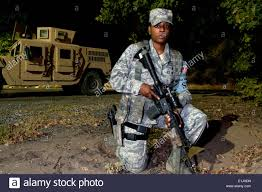 us air force security forces member airman first class sean u s air force airman 1st class keshia robinson a response force member assigned to the