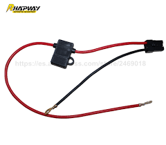 online buy whole scooter fuse from scooter fuse foldable electric scooter 30a 35a fuse case fuse box battery connecting wire using