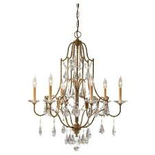 valentina 6 light oxidized bronze 1 tier chandelier