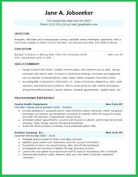 Resume Template For Registered Nurse Interesting Resumes For Nurses Template Sample Resume Nursing Portfolio Template
