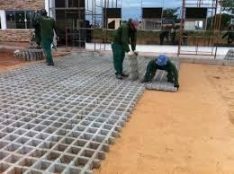 Ideal para áreas de circulação de veículos e estacionamentos, calçadas residenciais e comerciais. Pisograma Concreto Preco Itatiba Pisograma Para Estacionamento Rm Artefatos De Concreto Cobogos