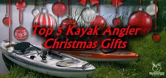 average hunter top 5 kayak angler gifts