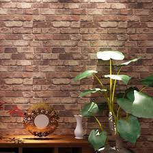 Small Picture Natural Rustic Red Brick Stone Wallpaper Vintage 3d Effect Design