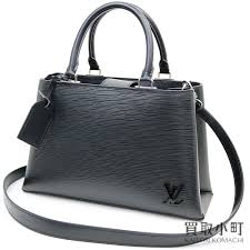 kaitorikomachi louis vuitton m51334 kleber pm エピノワール 2way shoulder tote bag black leather lv kleber pm epi noir tote bag rakuten global market