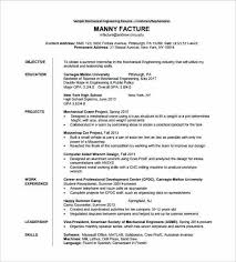 Resume Template Pdf Gorgeous Free Resume Template Pdf Complete Guide Example