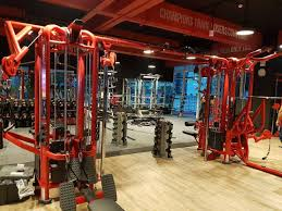 gymmbo 24 hour gym with well mainned equipment