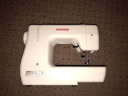 Janome 1017 Sewing Machine