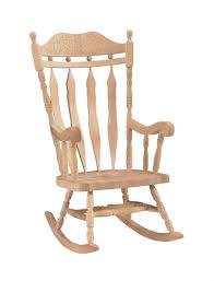 the terrific awesome wooden rocking chairs picture
