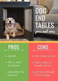 dog end tables