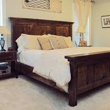 Endearing King Bed Headboard With Best 25 King Size Headboard Ideas On  Pinterest Farmhouse Beds