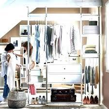 closet organizer ideas bedroom organizers systems small home for design wardrobe idea ikea canada hanging