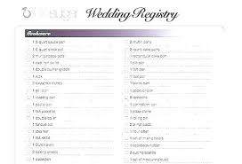 Gift Registry Template Wedding Gift Card Template Word Voucher Registry Free Download