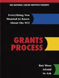 Grant Process National Institutes Of Health National Cancer