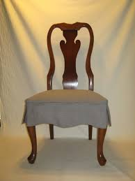 image of dining room chair covers design