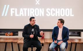 Meet the founders of Flatiron School, where students learn to do what they  love - Ideas