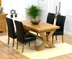oak dining room tables solid oak dining table and chairs contemporary with images of solid oak