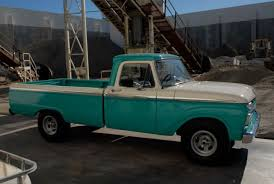 1966 Mercury M-100 not 1966 Ford F-100 - Classic Ford F-100 1966 for ...