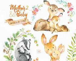 mother and baby animal clipart. Perfect Animal Image 0 Throughout Mother And Baby Animal Clipart R