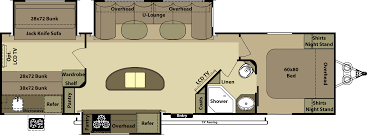 moreover Retreat Destination Trailer   RV Sales   5 Floorplans together with 2016 Jay Flight Travel Trailer Floorplans   Prices   Jayco  Inc likewise  likewise  in addition 12 Must See Bunkhouse RV Floorplans  – Wel e  To The General RV furthermore Bunkhouse C ers moreover New or Used Travel Trailer C ers For Sale   RVs near Tucson moreover 2016 Light Travel Trailers by Highland Ridge RV besides Classy Design Travel Trailer Floor Plans With Bunk Beds 7 New 2014 likewise 2016 Eagle Luxury Travel Trailers   Jayco  Inc. on 2016 travel trailer bunkhouse floor plans