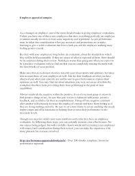 Staff Appraisal Template Edunova Co