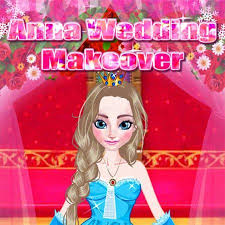 play anna wedding makeover game it easy for gamers to find new frozen games elsa games anna games and princess games every day