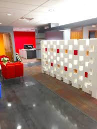 office dividing walls. Add Privacy To Office Spaces With Unique Designs That Match Decor. Dividing Walls